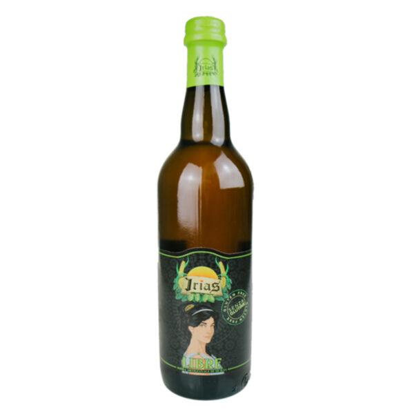 birra irias libre 75cl