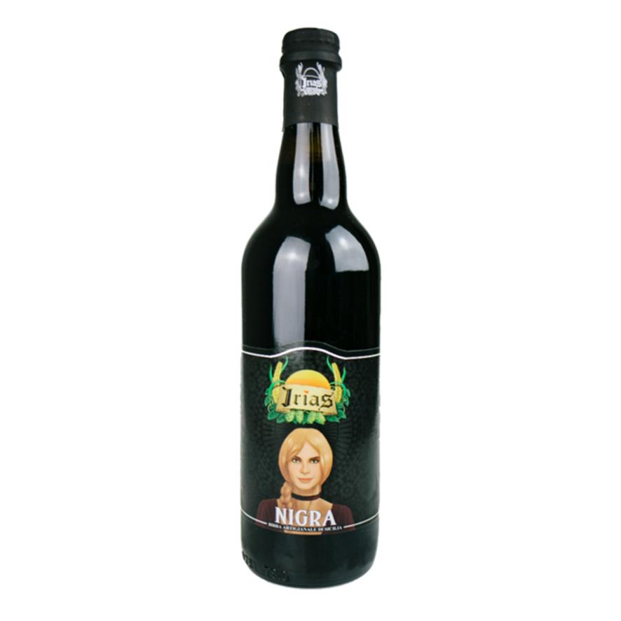 birra irias nigra 75cl