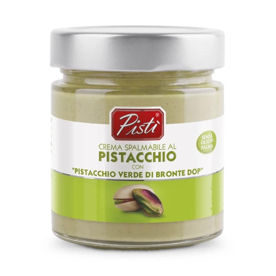 crema pistacchio verde bronte dop