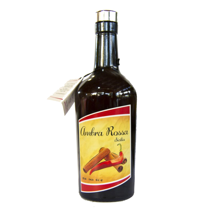 ambra rossa sicilia