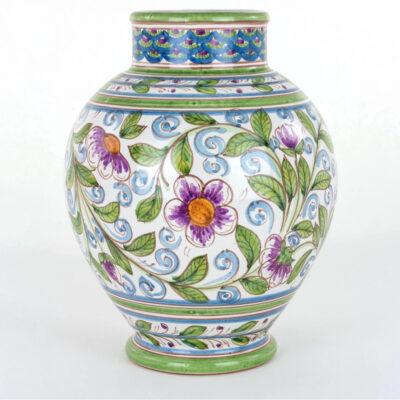 Vaso in Ceramica siciliana Fatto a Mano ceramiche di Caltagirone