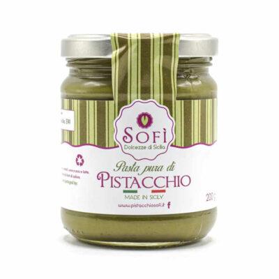 sofi pasta pura pistacchio